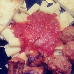Italian Pasta Sauce (Slow Cooker Recipe)