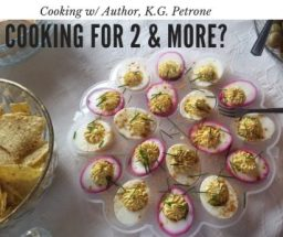 Stop by and find out what's cooking w/KG