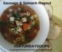 Sausage & Spinach Ragout