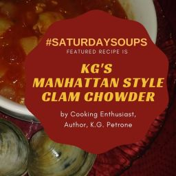 KG's Manhattan Style Clam Chowder