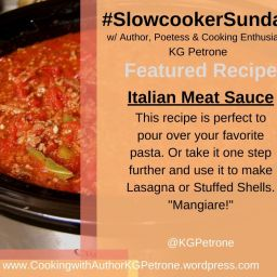 Meat Sauce (Slow Cooker)