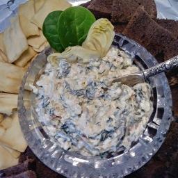 Artichoke & Spinach Dip