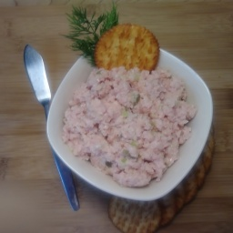 Deli Style Ham Salad