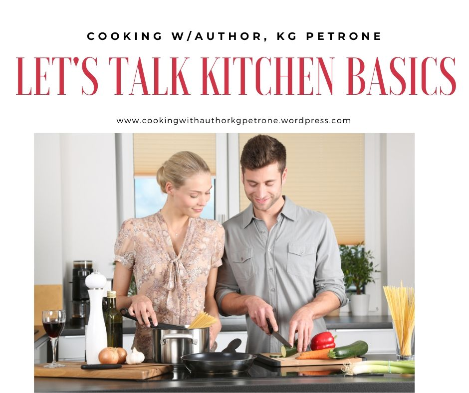 Kitchen Basics by KG PetroneK