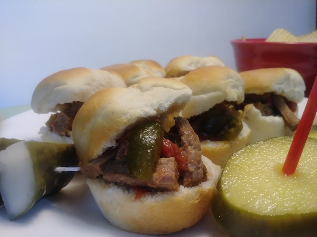 Mini Steak slider 2