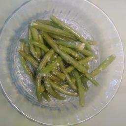Parmesan String Beans (Steamed)
