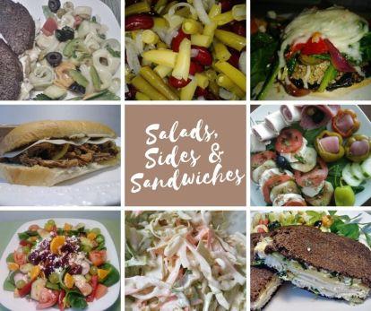 Salads, sides, & Sandwiches (1)