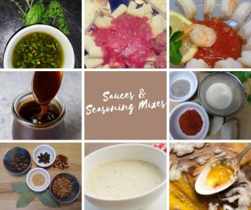 Sauce & Seasoning Mixes (1)