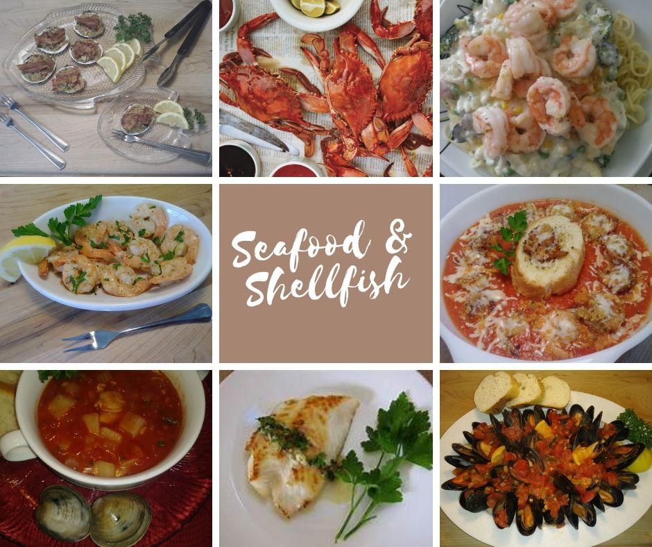Seafood & Shellfish